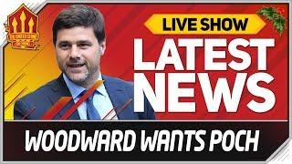 Man Utd Want Pochettino over Solskjaer! Man Utd News Now