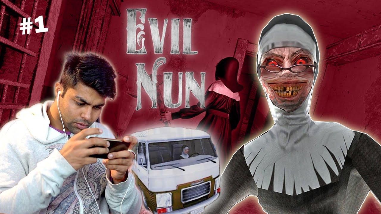Evil Nun Horror Game CAR ESCAPE ???????? | Nani ki VAN Churai