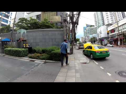 Bangkok Walking#13 Walk along Thonglor Road