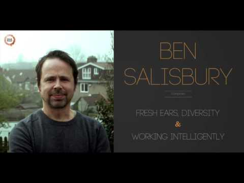 Film Composer Ben Salisbury on Fresh Ears, Diversity and Working Intelligently