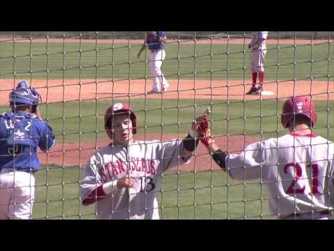 City of San Bernardino-Sports Weekly-CSUSB: Coyotes fall in baseball and softball (4-7-15)