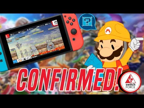 Stage Builder Confirmed For Super Smash Bros Ultimate! thumbnail