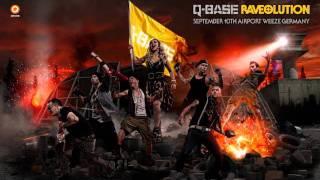 Q-Base 2011 - Raveolution - CD2 - Hardcore - Mixed bij Unexist