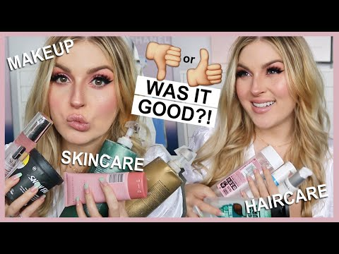 40+-product-empties!-😲-what-i've-used-up-in-beauty....-hair,-makeup-&-skin!