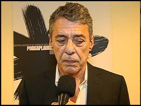 Premio Jabuti Entrevista Chico Buarque