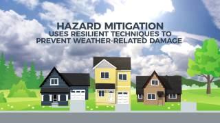 Concrete Buildings Mitigate Hazards