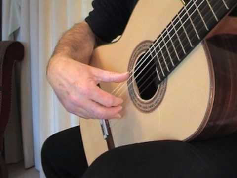 Classical Guitar: Lesson 1a