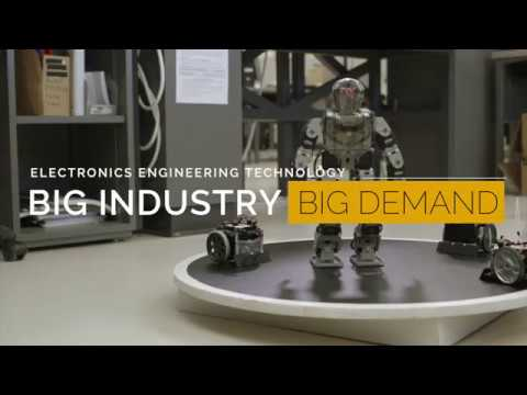 Electronics Engineering Technology - Big Industry Big Demand