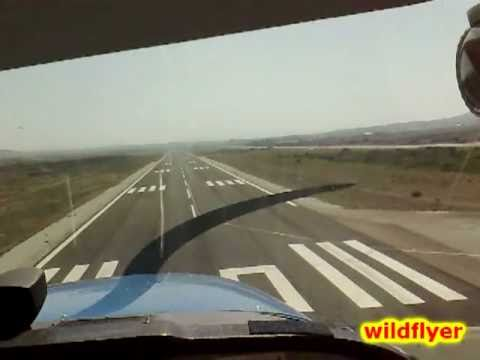 Flight Tour Morocco - my crazy trip to Africa flying a small aircraft and back again 1/2