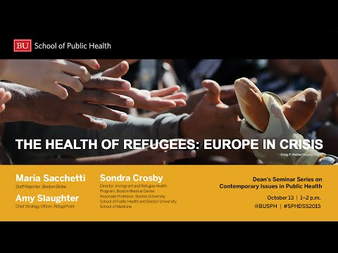 The Health of Refugees: Europe in Crisis