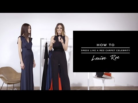HOW TO: Dress Like A Red Carpet Celebrity - REISS