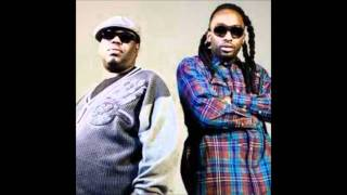 MJG -  Shine and Recline featuring Eightball