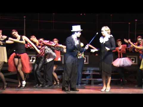Iowa City High School Chicago The Musical Billy Flynn/Ryan Shellady Razzle Dazzle