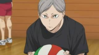 haikyuu skillet feel like a monster amv