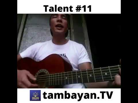 Tambayan TV Got Talent I Mr. Revilo