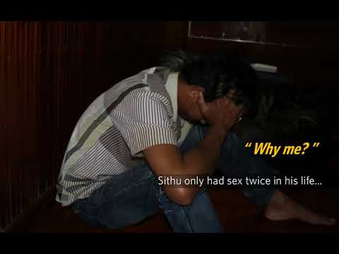 """Why me?"" – HIV positive youth in Myanmar"