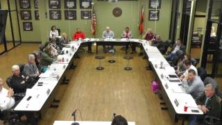 Community Service Committee Meeting - 10/15/2018
