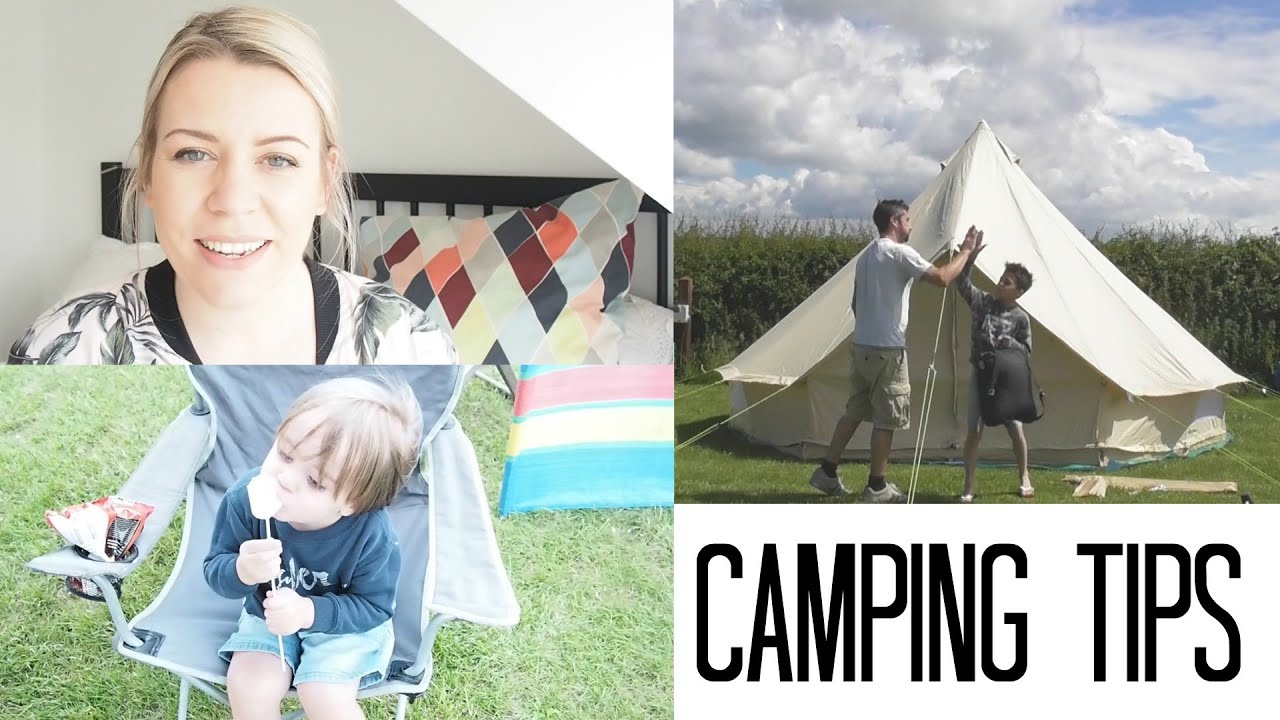 919556e2f4b 10 TIPS FOR CAMPING WITH KIDS