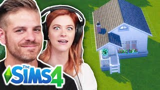 Single Girl Hires An Architect To Build Her Daughter A Tiny Home In The Sims 4