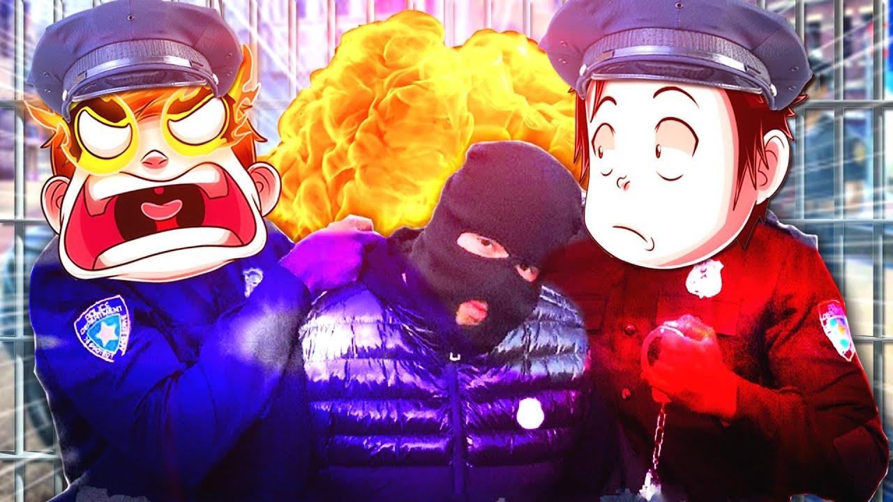Die DÜMMSTE POLIZEI?! (Polizei Simulator)