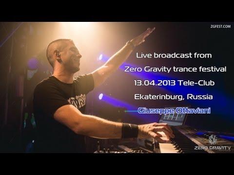 Zero Gravity 2013 Live broadcast Giuseppe Ottaviani