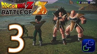 Dragon Ball Z: Battle of Z Walkthrough - Part 3 - Missions 6 - 8