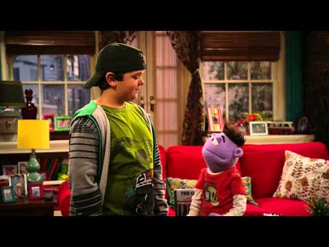 Clip - Crashus Maximus - Crash & Bernstein - Disney XD Official