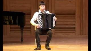 Mozart  Volodos Turkish March accordions bayan China Cao Ye