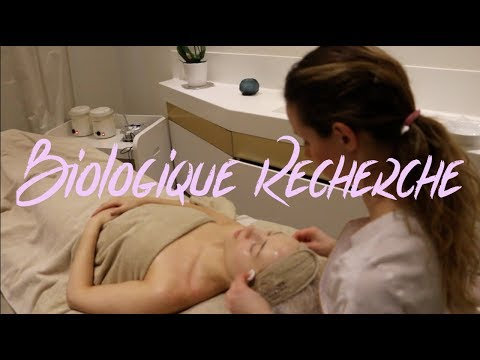 WHAT I GOT DONE TO MY FACE IN PARIS! / Biologique Recherche
