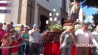FERIA DE GANADOS HONOR A SAN GREGORIO 16-11- 2014 GONZALO