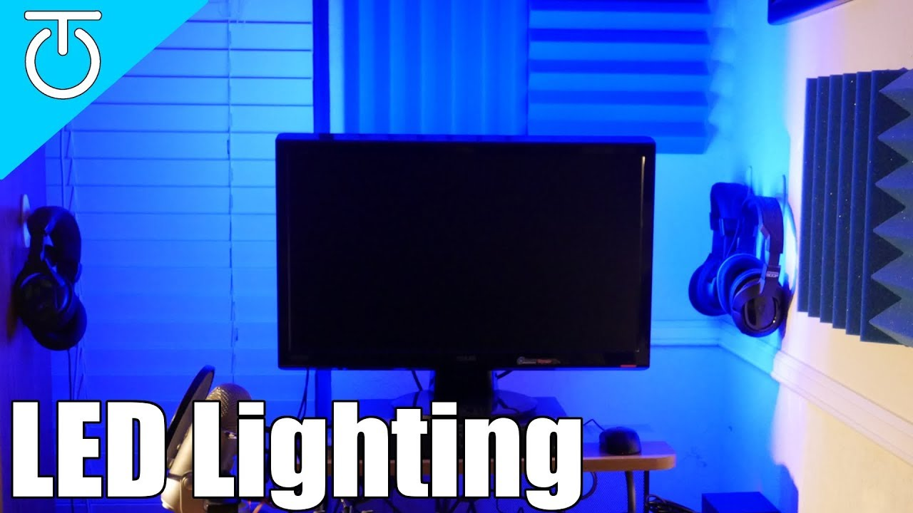 Easy Led Easy Led Lighting For Your Home Office Amir Tv Led Strips
