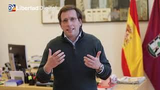 Almeida pide al Gobierno declarar Madrid como zona catastrófica