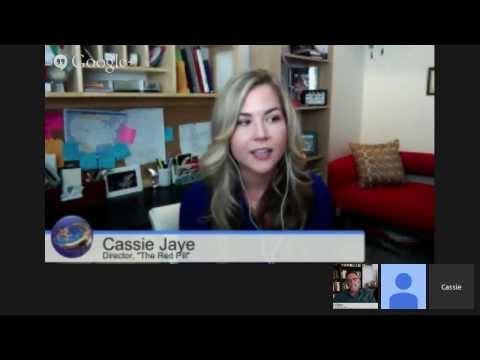 Paul Elam Interviews Filmmaker Cassie Jaye on The Red Pill
