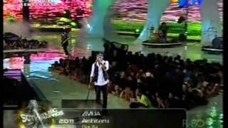 "Zivilia ""aishiteru,performed At Sctv Music Awards 2011  Courtesy Sctv"