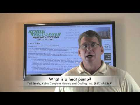 Sarasota Air Conditioning Tips: What is a heat pump?