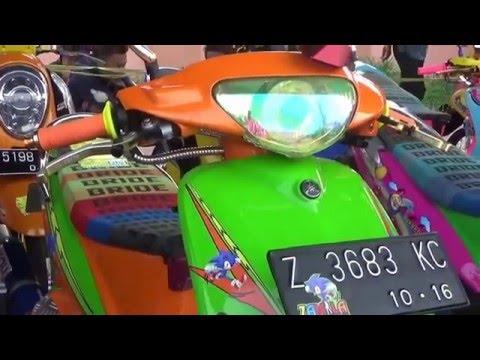 Yamaha Mio Sporty Modifikasi