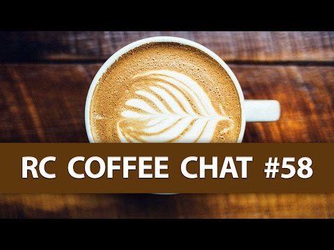 RC Coffee Chat #58 - C1 Chaser Update + HobbyKing + EagleTree Vector + Clouds [Extended Episode]