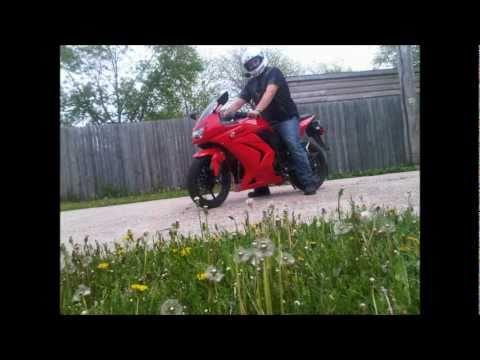 Ninja 250r - The Ultimate Beginners Motorcycle