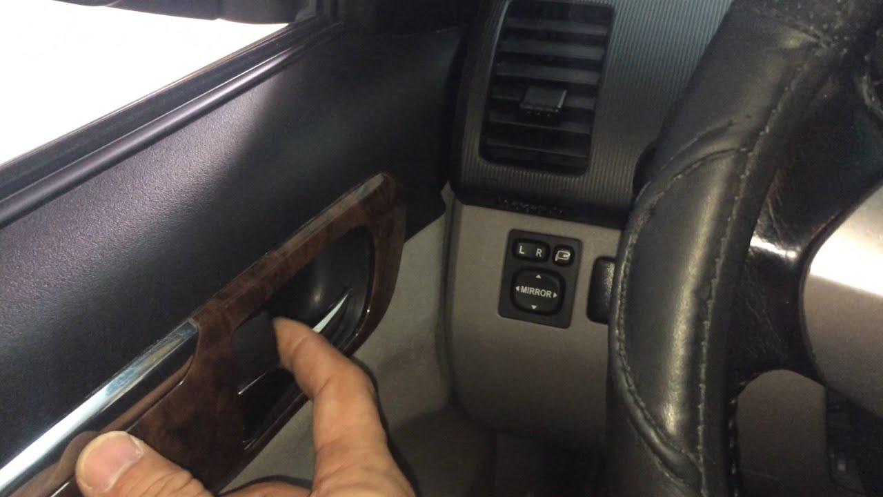 Auto lock cho pajero sport - longauto.vn