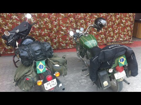 India / Nepal - 4000km by Royal Enfield (3h of random raw footage) (2013)
