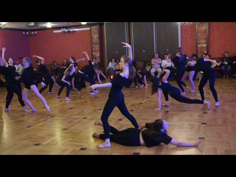 Elita Dance Center WinterCamp18 -  W2 - Modern - Fragment