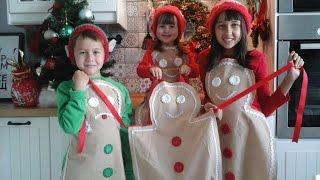 Новогодний КОНКУРС - GIVEWAY для детей, которые готовят!(, 2015-11-25T09:00:00.000Z)