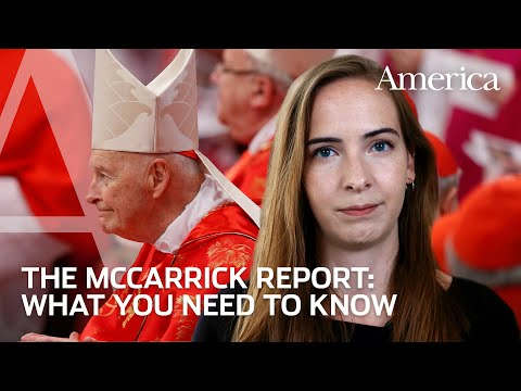 Top 5 takeaways from the McCarrick Report