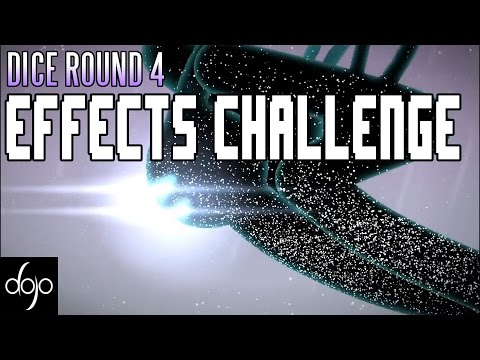 DICE Round 4 Winners - The Effects Challenge