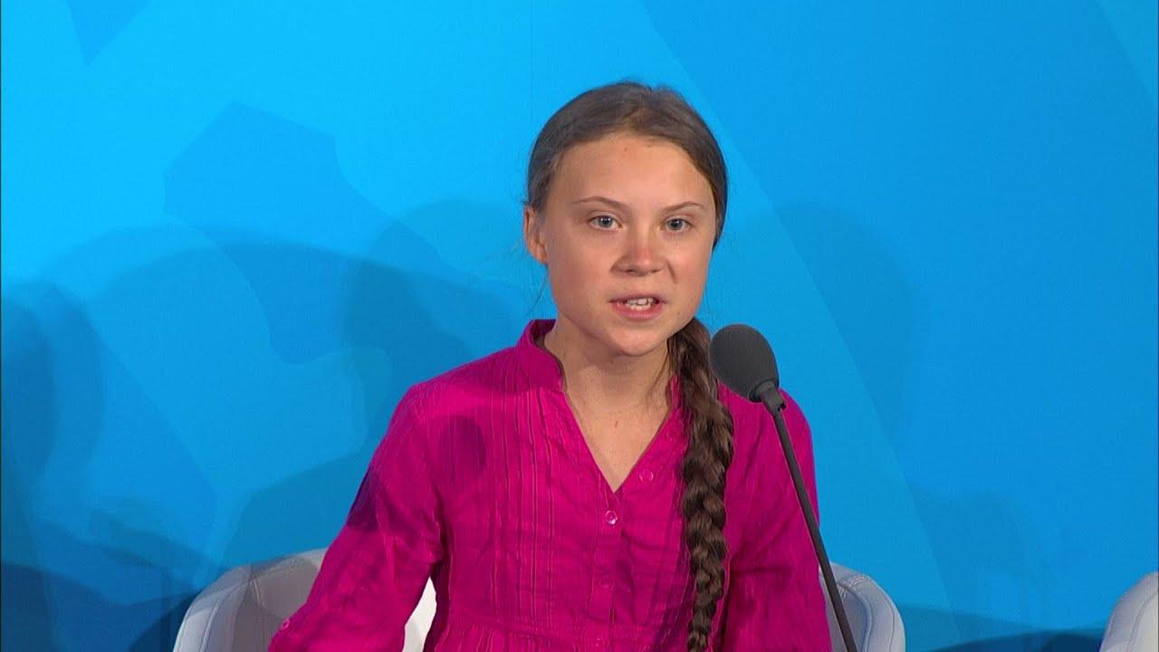 "Setelah Diejek Trump, Aktivis Iklim Greta Thunberg Diberi Penghargaan ""Light Livelihood"""
