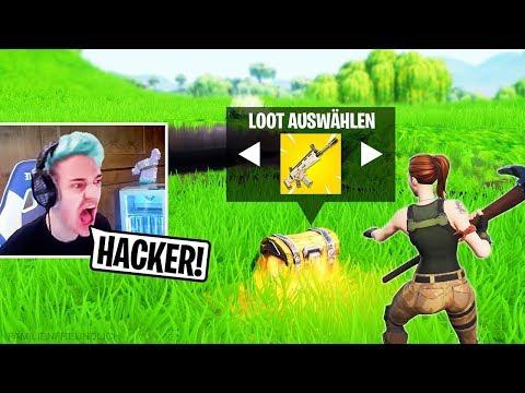 7 Fortnite YouTuber die gegen HACKER gespielt haben!