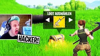 7 Fortnite YouTubers who played against HACKER!