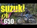 Suzuki DR 650 Test Ride | Review