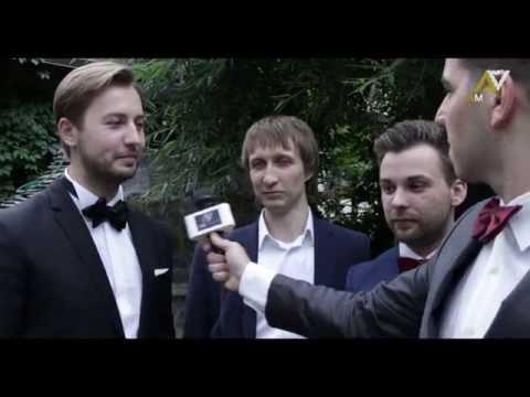 Видео-сюрприз на армянской свадьбе. Ведущий Юрий Тунян