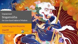Singamukha empowerment – the Lion-faced Dakini of Wisdom (English – Italian) – 06 June 2017